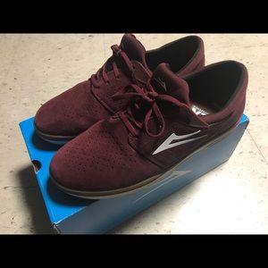 Other - Lakai Fremont Burgundy Skate Shoes: SIZE 11